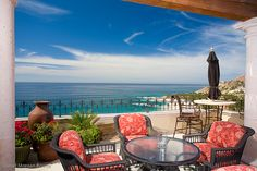 Ultra Luxury Vacation Rentals, Villas and Chalet Rooftop Garden, Terrace, Exterior, Tropical Beaches, Cabo San Lucas, Property For Rent, Luxury Villa, Luxury Travel, Bellisima