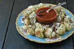 Italian Roasted Cauliflower with Marinara