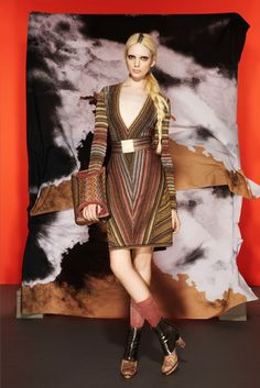 Missoni Pre-Fall 2012 Collection Slideshow on Style.com