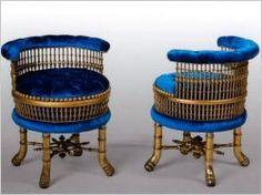 mobilier néo classique très prisé de M.C