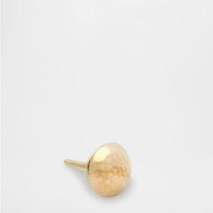 GEHAMERDE METALEN KNOP (SET VAN 2) - Decoratie - New Collection | Zara Home België --- 3.99€
