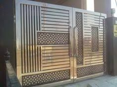 Modern stainless steel main gates design idea main gates image result for design of stainless steel main gate workwithnaturefo