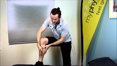 If you get tight and sore calf muscles often stretching isn't enough. Michael, an experienced myPhysioSA remedial massage therapist, demonstrates how you ca Sore Calves, Remedial Massage, Arthritis Exercises, Self Massage, Calf Muscles, Get Healthy, Tights, Mens Sunglasses