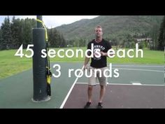 TRX Outdoor Workout by ForwardFit