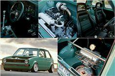 Volkswagen Golf Mk1 Rabbit
