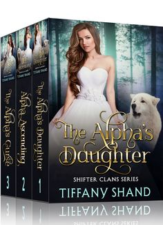 I am pleased to be a part of this booktour for The Shifter Clans Boxset by Tiffany Shand. This is an urban fantasy series and the second of Tiffany's boxsets I've featured on the blog …