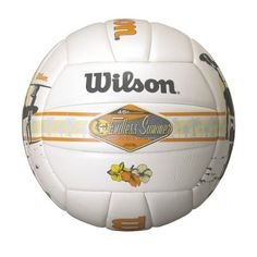 Wilson Endless Summer Volleyball « Ever Lasting Game