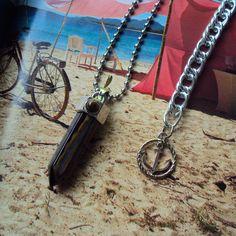 #Collar #OjodeTigre #Pulsera #Ancla #AlmaLibre #UnderParadise   http://www.facebook.com/almalibremoda http://twitter.com/almalibremoda