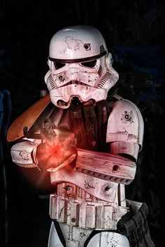 Battle trooper