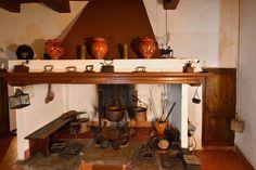antica cucina #dimorestoriche #montepulciano #tuscany