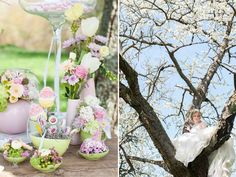 Hochzeit im Frühling: Inspiration in Pastell | MiHoPhotography- über einhochzeitsblog