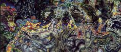 The Grotesque Art of Ivan Albright