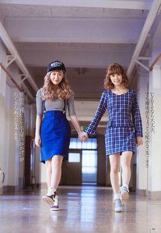 Shimizu Saki & MaiMai