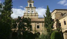 Monasterio de Cañas, La Rioja.