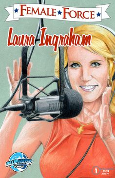 We ended up not doing this one because of a time issue.  It was Laura Ingraham Cover A