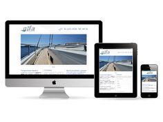 Cifa Marine Adaptive WebSite www.cifamarine.com