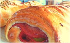 Pan de Jamón, este pan es parte del plato navideño en Venezuela