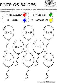 atividades de matematica de multiplicação                              …                                                                                                                                                                                 Mais