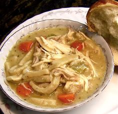 Homestyle Creamy Chicken Noodle Soup | Tasty Kitchen: A Happy Recipe Community!
