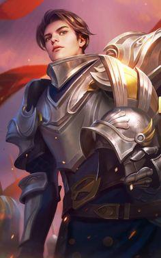 Blazing Lancer Zilong Mobile Legends