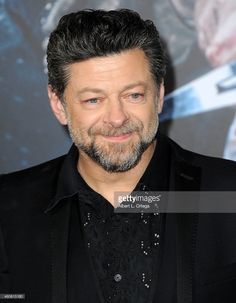 ActorAndy Serkis arrives at the Premiere of New Line Cinema, MGM Pictures and Warner Bros. Pictures' 'The Hobbit: The Battle Of The Five Armies' held at Dolby Theatre on December 9, 2014 in Hollywood, California.