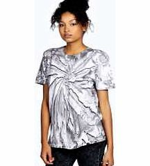 boohoo Emma Tie Dye Oversized Tee - grey azz22955 Make your top a talking point with textures - think brocades, quilting and fluffy-feel. Jersey kinda gal? Shake it up with shapes. Crop tops get cutting edge in boxy, boyfriend fit shapes and shell to http://www.comparestoreprices.co.uk/womens-clothes/boohoo-emma-tie-dye-oversized-tee--grey-azz22955.asp