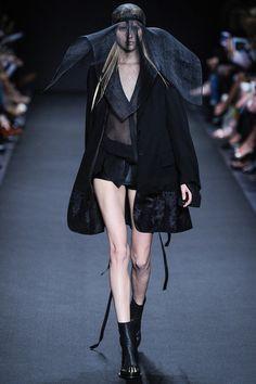 Ann Demeulemeester - SS 14 #fashion