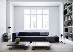 Livingroom   Yvonne Kone Home   © Line Klein for Elle Decoration   Est Magazine