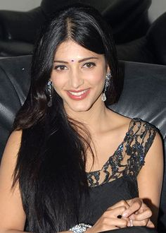 Shruti Haasan never succumbs to pressure!