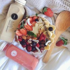 - February 24 2019 at - Amazing Ideas - and Inspiration - Yummy Recipes - Paradise - - Vegan Vegetarian And Delicious Nutritious Meals - Weighloss Motivation - Healthy Lifestyle Choices I Love Food, Good Food, Yummy Food, Healthy Snacks, Healthy Eating, Healthy Recipes, Breakfast Healthy, Morning Breakfast, Sunday Morning