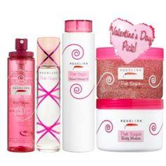 Pink sugar, my favorite (non- organic) perfume (poison) but I love it sooooo much