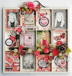 Authentique Paper: National Scrapbook Day Throwback Link-up Party!