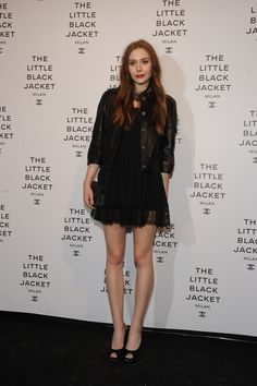Celebstyle: Elizabeth Olsens little black jacket - http://www.fashionscene.nl/p/146160/celebstyle:_elizabeth_olsens_little_black_jacket