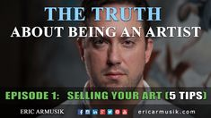 5 tips on how to sell art the way I have for over 25 years.  Learn how to build the success you want as an artist and achieve your dreams by selling your art.  Never give up and never let anyone tell you what is possible.