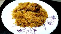 CHICKEN YAKHNI PULAO...AS TAUGHT BY #FARAHKHAN Risotto, Grains, Rice, Cooking Recipes, Chicken, Ethnic Recipes, Food, Cooker Recipes, Chef Recipes