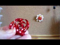 Pendientes y Gargantilla de alambre plano 2/2   http://youtu.be/XMrhMHGQw7k