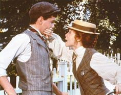 "Anne of Green Gables - probably one of my absolute favorite books and movies growing up . I always wanted ""a Gilbert"" :) Anne Shirley, Movies Showing, Movies And Tv Shows, Anne Auf Green Gables, Jonathan Crombie, Anne Of Avonlea, Megan Follows, Gilbert And Anne, Gilbert Blythe"