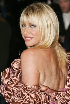 Ricquie blonde mature