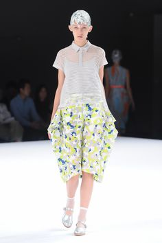 mintdesigns 2014SSコレクション Gallery26 #Japanesefashion