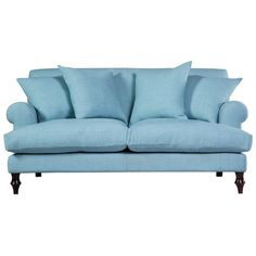 Wallace Sofa (14.610 RON) ❤ liked on Polyvore featuring home, furniture, sofas, sofa, deco, decor, the conran shop and wallace