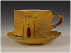 Meredith Brickell: Cup + Saucer