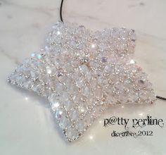 P@tty Perline: Stella netted capricciosa Natale 2011