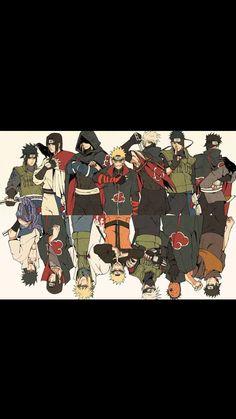 I really love that the roles of Naruto were reversed every good shinobi is bad and every bad shinobi is good Naruto Uzumaki, Anime Naruto, Naruto Fan Art, Naruto Sasuke Sakura, Naruto Comic, Naruto Cute, Akatsuki, Naruto Drawings, Wallpaper Naruto Shippuden