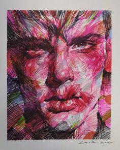 Drawings by Lee. Pencil Art Drawings, Art Sketches, Elephant Man, Advanced Higher Art, Art Watercolor, Vintage Poster, Expressive Art, A Level Art, High Art