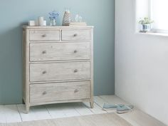 Driftwood Chest of Drawers | Tongue and Groove Chest  | Loaf