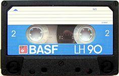 BASF LH90 cassette