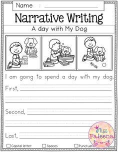 kindergarten winter writing prompts