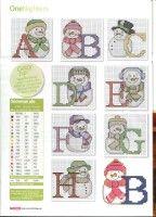 Gallery.ru / Фото #37 - Cross Stitch Crazy 157 рождество 2011 + приложение Luxury Xm - tymannost