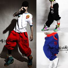 Aliexpress.com : Buy Hiphop jeans hip hop pants trousers hiphop loose sports pants plus size wei pants bboy casual pants from Reliable pants legging suppliers on Luxury queen. $24.47