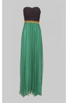 gorgeous mint maxi